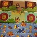 Gyerekmintás cukiságok - több féle design textil 140 cm szées minőségi  textil, Textil, Pamut, Jó minőségű  Textil - akár - patchwork - anyag  100% design pamut  A textil Mérete: 70 x 50 cm  1 DB..., Alkotók boltja