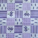 Varrással is - Levendula mánia 2. design textil 70 x 50 cm minőségi  textil, Textil, Pamut, Mindenmás, Varrás, Textil, Kiváló minőségű - egyedi tervezésű - jogvédett termék -  Textil - akár - patchwork - anyag  100% de..., Alkotók boltja