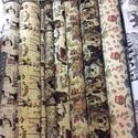 GOBELIN Bútorszövet - több féle extra jaquard design textil 150 cm - több féle, Textil, Pamut, Alkotók boltja