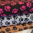 Bútorvászon tappancs mintás-rózsás és tulipános design textil 140 cm - kevert szálas, Jó minőségű termék -   Design Textil  kevert ...