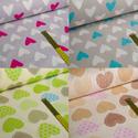 Patchwork textilek - csodásak - nézd meg MOST! design 100% pamut, Textil, Bársony, Mindenmás, Varrás, Textil, Kiváló minőségű - egyedi tervezésű - jogvédett termék -  Textil - akár - patchwork - anyag  100% de..., Alkotók boltja