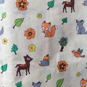 Vadállati  Gyerekmintás cukiságok - több féle design textil 140 cm szées minőségi  textil, Textil, Pamut, Alkotók boltja