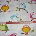 Kiárusítás! Szuper design textilek -100% pamut - 160 cm széles, Textil, Pamut, Alkotók boltja
