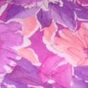 11. textil csomag 2,2 m virágos krepp muszlin - körsálnak is kiváló 140 cm széles , Textil, Bársony, Mindenmás, Varrás, Textil, 11. TEXTIL CSOMAG  140 CM SZÉLES  VIRÁGOS KREPP MUSZLIN  140 CM SZÉLES  2,2 M  1.500.-FT  ALKALMAS ..., Alkotók boltja