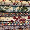0,5 m adag - Minőségi bútorkárpit jaquard szövésű -  több minta 140 cm, Textil, Pamut, Mindenmás, Varrás, Textil, Kiváló minőségű bútorzövet  kárpitos minőség  Jaquard szövésű  140 cm széles   0,5 méteres adag  1...., Alkotók boltja