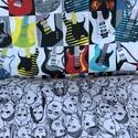 100% pamut gyerekmintás textilek - sok-sok minta . nézd meg , Textil, Pamut, Mindenmás, Varrás, Textil, Jó minőségű, divatos dekor pamutvászon  Felhasználás: felsőruházat, lakástextil ágynemű. falvédő, f..., Alkotók boltja