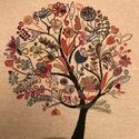 47 x 47 cm blokk panel -  Minőségi anyagában mintásan szövött jaquard textil, Textil, Pamut, Mindenmás, Varrás, Textil, Kiváló minőségű bútorszövet  kárpitos minőség  Anyagában mintás szövésű jaquard textil  47 x 47 cm ..., Alkotók boltja
