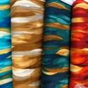 TÖBB FÉLE KÜLÖNLEGES, mintás USA design textilek méterben, Textil, Vászon, Mindenmás, Varrás, Textil, Jó minőségű termék -  Textil - akár - patchwork - anyag  KÜLÖNLEGES, MINTÁS  100% pamut, jogvédett ..., Alkotók boltja