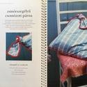 Párnavarázs, Könyv, újság, Új könyv, Varrás, 20 dekorációs ötlet lépésről lépésre, 112 oldalon., Alkotók boltja