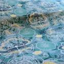 AKCIÓ!!!   Frida - Pamut Jersey, Textil, Pamut, Varrás, Textil, GOTS  minősítésű 100 % biopamut a Lillestoff német cégtől.  Összetétele: 95 % pamut, 5 % spandex  S..., Alkotók boltja