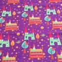 AKCIÓ!!! Pea and Stars --- Jersey Textil, Textil, Pamut, Varrás, Textil, Prémium minőségű elasztikus méteráru.  GOTS minősítésű Jersey Textil!  Összetétele: 95 % biopamut, ..., Alkotók boltja