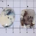 Dendrite opál 4, Gyöngy, ékszerkellék, Cabochon, Az egyik kedvenc ásványom.  Csodálatos mintázata van.  Kérlek válassz , hogy melyiket szeretnéd.  Az..., Alkotók boltja