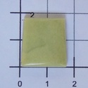 Szerpentin 1, Gyöngy, ékszerkellék, Cabochon, Nagyon szép színe van !    Méretek:   18mmX15mm  , Alkotók boltja