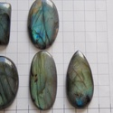 Labradorite 8., Gyöngy, ékszerkellék, Cabochon, Alkotók boltja
