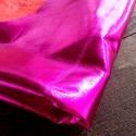 Metál hot pink fukszia  báránybőr , Gyöngy, ékszerkellék, Egyéb alkatrész, A bőrök olaszországból származnak. Fantasztikusan szépek,könnyen varrhatók kézzel . /Kipróbálva!/   ..., Alkotók boltja