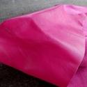 Magenta pink   báránybőr , Gyöngy, ékszerkellék, Egyéb alkatrész, A bőrök olaszországból származnak. Fantasztikusan szépek,könnyen varrhatók kézzel . /Kipróbálva!/ Va..., Alkotók boltja