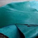 Smaragd zöld    báránybőr , Gyöngy, ékszerkellék, Egyéb alkatrész, A bőrök olaszországból származnak. Fantasztikusan szépek,könnyen varrhatók kézzel . /Kipróbálva!/ Va..., Alkotók boltja