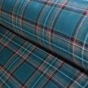 Kockás gyapjú szövet 25 x 140cm, Textil, Varrás, Textil, Kockás gyapjú szövet, minőségi okotex textil.  Tökéletes választék szoknyákhoz, kabátokhoz:)  Minde..., Alkotók boltja