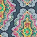 Brit Boutique Royal -   50cm x 110cm minimum, Textil, Pamut, Varrás, Textil, Amerikai designer anyag   100% pamut, 30 fokon mosható és 2es fokozaton vasalható.  A legkisebb egy..., Alkotók boltja