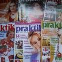 6 db-os Praktika Magazin csomag/ 2003, Könyv, újság, Újság, Mindenmás, Eladó a képen látható 6 db-os Praktika csomag. 2003/ 2, 6, 12, 3, 4, 7   Mellékletekkel együtt. Az ..., Alkotók boltja
