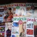 6 db-os Praktika Magazin csomag/ 2004, Könyv, újság, Újság, Mindenmás, Eladó a képen látható 6 db-os Praktika csomag. 2004/ 6, 10, 2, 3, 1, 11   Mellékletekkel együtt. Az..., Alkotók boltja