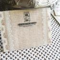 Vintage stílusú borítékszett -  (Busz) 10db/cs, Papír, Egyéb papír, Vintage borítékcsomag - Busz  10db boríték/szett  Mindegyik csomag ugyanolyan mintájú boríté..., Alkotók boltja
