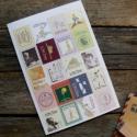 Le Petit Prince Kisherceg matrica szett, Papír, Scrapbook, Papírművészet, Le Petit Prince matrica szett  4 ív/szett  Méret: 13 x 9cm egy ív  Összesen 80db matrica   A matric..., Alkotók boltja
