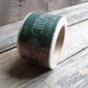 Vintage mintás Washi tape - MOZI, Papír, Scrapbook, Papírművészet, Vintage mintás washi tape  Vegyes mintákkal a szalagon  Méret: 10m/tekercs  Szélesség: 3cm  Csomago..., Alkotók boltja