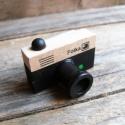 Kreatív Vintage Kamera Fényképezőgép mintás fa nyomda - Fotka, Papír, Scrapbook, Papírművészet, Vintage stílusú fa nyomda    Nyomda mérete: 4 x 2,5 x 1,2cm  Gumi fejjel  Kapható boltomban hozzá t..., Alkotók boltja
