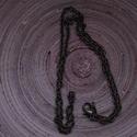 3 db-os bronz színű lánc csomag, Gyöngy, ékszerkellék, Bronz színű, kb. 62 cm hosszú lánc ékszerkészítéshez.A csomag 3 darabot tartalmaz. 1 db ára 230 Ft. ..., Alkotók boltja