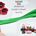 Sanat Kili ultrakönnyű levegőn száradó gyurma piros 40kg, Gyurma, Levegőn száradó gyurma, Alkotók boltja