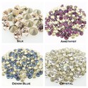 Swarovski kúpos hátú kristály PP14, Gyöngy, ékszerkellék, Swarovski kristályok, Készítsd el saját ékszeredet Swarovski kristályokból!:)   A boltomban megtalálod hozzá, a többféle k..., Alkotók boltja