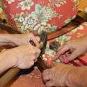 Szék kárpitozás workshop, Tanfolyamok, táborok, A szék kárptozás workshop elvégzése után képes leszel egyszerűbb és Art Deco székek önál..., Alkotók boltja