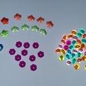 Gyöngycsomag 2., Gyöngy, ékszerkellék, Ékszerkészítés, Ékszerkészítő tevékenységből megmaradt termékek keresik új gazdájukat :)  A csomag tartalma: - 1 db..., Alkotók boltja