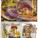 Provence kincsei, Papír, Decoupage papír, Decoupage, szalvétatechnika, Decoupage minták, A 4-s méretű rizsnyomat, vékony 20 gr-s rizspapíron, découpage technikához. Az eredeti nyomatot víz..., Alkotók boltja