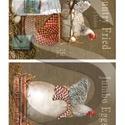 Receptfüzet-sorozat 13., Papír, Decoupage papír, A 4-s méretű rizsnyomat, vékony 20 gr-s rizspapíron, découpage technikához. A képek mérete A..., Alkotók boltja