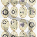 Vintage címkék 3., Papír, Decoupage papír, A 4-s méretű rizsnyomat, vékony 20 gr-s rizspapíron, découpage technikához. Az eredeti nyomatot vízj..., Alkotók boltja